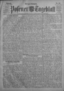 Posener Tageblatt 1903.04.29 Jg.42 Nr197
