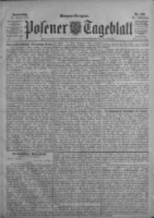 Posener Tageblatt 1903.04.29 Jg.42 Nr199