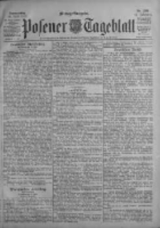 Posener Tageblatt 1903.04.30 Jg.42 Nr200