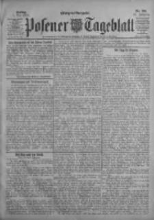 Posener Tageblatt 1903.05.01 Jg.42 Nr201