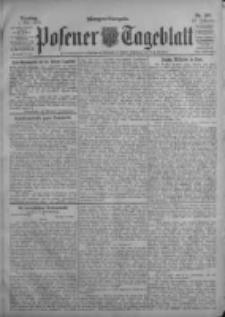 Posener Tageblatt 1903.05.05 Jg.42 Nr207