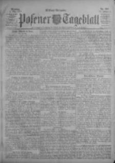Posener Tageblatt 1903.05.05 Jg.42 Nr208