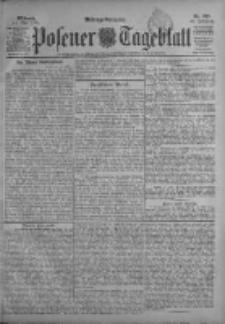 Posener Tageblatt 1903.05.13 Jg.42 Nr222