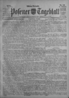 Posener Tageblatt 1903.05.15 Jg.42 Nr226