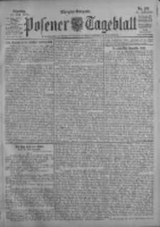 Posener Tageblatt 1903.05.19 Jg.42 Nr231