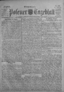 Posener Tageblatt 1903.05.23 Jg.42 Nr238
