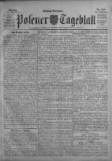 Posener Tageblatt 1903.05.25 Jg.42 Nr240