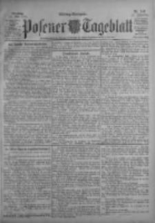 Posener Tageblatt 1903.05.26 Jg.42 Nr242