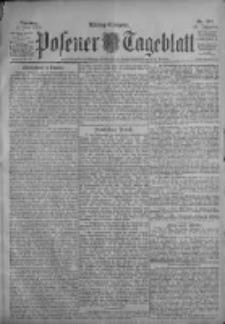 Posener Tageblatt 1903.06.02 Jg.42 Nr252