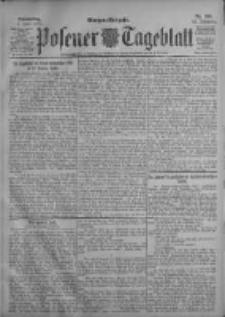 Posener Tageblatt 1903.06.04 Jg.42 Nr255