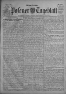 Posener Tageblatt 1903.06.04 Jg.42 Nr256