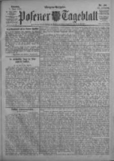 Posener Tageblatt 1903.06.07 Jg.42 Nr261
