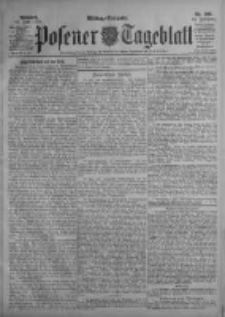 Posener Tageblatt 1903.06.10 Jg.42 Nr266