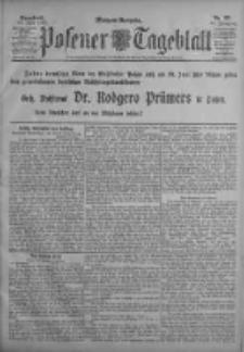 Posener Tageblatt 1903.06.13 Jg.42 Nr271