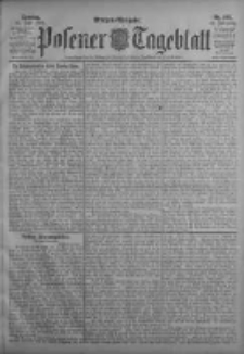 Posener Tageblatt 1903.06.21 Jg.42 Nr285