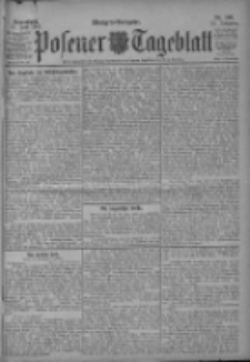 Posener Tageblatt 1903.06.27 Jg.42 Nr295