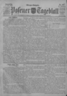 Posener Tageblatt 1903.07.02 Jg.42 Nr303