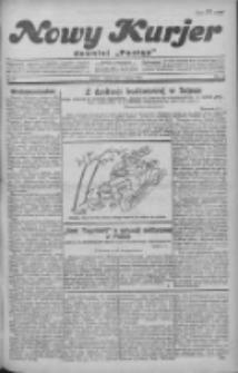 """Nowy Kurjer: dawniej """"Postęp"""" 1930.02.07 R.41 Nr31"""