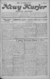 """Nowy Kurjer: dawniej """"Postęp"""" 1930.02.12 R.41 Nr35"""