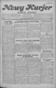 """Nowy Kurjer: dawniej """"Postęp"""" 1930.02.15 R.41 Nr38"""