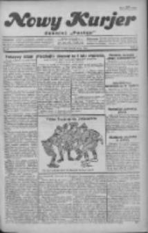 """Nowy Kurjer: dawniej """"Postęp"""" 1930.02.18 R.41 Nr40"""