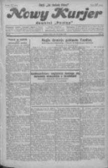 """Nowy Kurjer: dawniej """"Postęp"""" 1930.02.19 R.41 Nr41"""