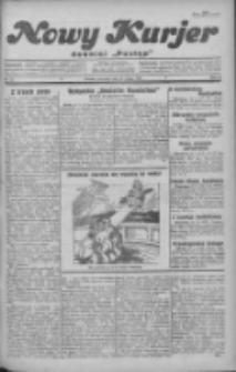 """Nowy Kurjer: dawniej """"Postęp"""" 1930.02.20 R.41 Nr42"""
