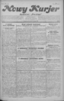 """Nowy Kurjer: dawniej """"Postęp"""" 1930.02.21 R.41 Nr43"""