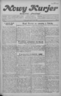 """Nowy Kurjer: dawniej """"Postęp"""" 1930.02.22 R.41 Nr44"""