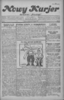 """Nowy Kurjer: dawniej """"Postęp"""" 1930.02.25 R.41 Nr46"""