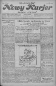 """Nowy Kurjer: dawniej """"Postęp"""" 1930.02.26 R.41 Nr47"""