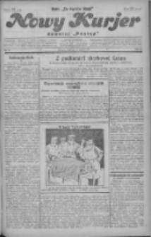 """Nowy Kurjer: dawniej """"Postęp"""" 1930.03.05 R.41 Nr53"""