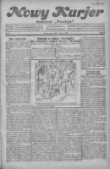"""Nowy Kurjer: dawniej """"Postęp"""" 1930.03.11 R.41 Nr58"""