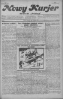 """Nowy Kurjer: dawniej """"Postęp"""" 1930.03.20 R.41 Nr66"""