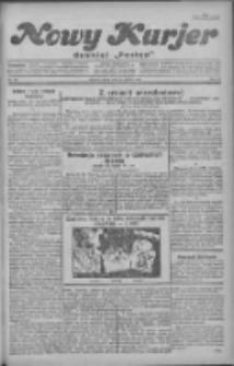 """Nowy Kurjer: dawniej """"Postęp"""" 1930.03.22 R.41 Nr68"""