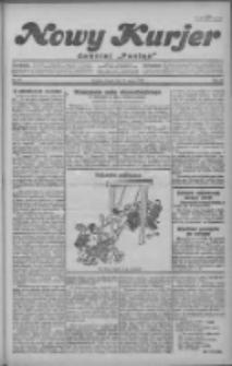 """Nowy Kurjer: dawniej """"Postęp"""" 1930.03.25 R.41 Nr70"""