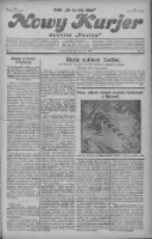 """Nowy Kurjer: dawniej """"Postęp"""" 1930.03.26 R.41 Nr71"""