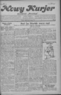 """Nowy Kurjer: dawniej """"Postęp"""" 1930.03.28 R.41 Nr73"""