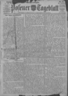 Posener Tageblatt 1903.07.12 Jg.42 Nr321