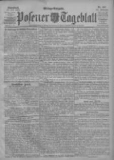 Posener Tageblatt 1903.07.18 Jg.42 Nr332