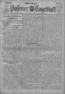 Posener Tageblatt 1903.07.30 Jg.42 Nr351