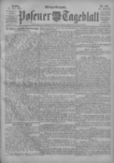 Posener Tageblatt 1903.07.31 Jg.42 Nr354