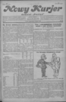 """Nowy Kurjer: dawniej """"Postęp"""" 1930.04.01 R.41 Nr76"""