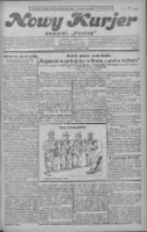 """Nowy Kurjer: dawniej """"Postęp"""" 1930.04.04 R.41 Nr79"""