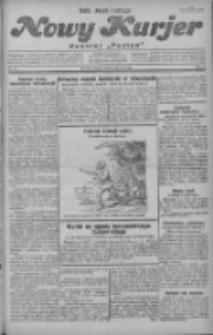 """Nowy Kurjer: dawniej """"Postęp"""" 1930.04.08 R.41 Nr82"""