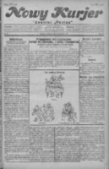"""Nowy Kurjer: dawniej """"Postęp"""" 1930.04.10 R.41 Nr84"""