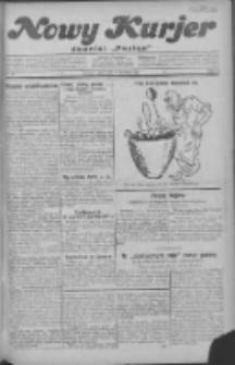 """Nowy Kurjer: dawniej """"Postęp"""" 1930.04.12 R.41 Nr86"""
