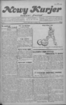 """Nowy Kurjer: dawniej """"Postęp"""" 1930.04.15 R.41 Nr88"""