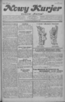 """Nowy Kurjer: dawniej """"Postęp"""" 1930.04.18 R.41 Nr91"""