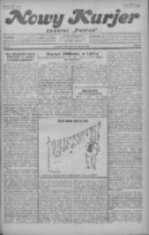 """Nowy Kurjer: dawniej """"Postęp"""" 1930.04.23 R.41 Nr94"""